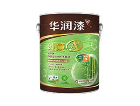 供应华润纯境A+纯环保净醛全效水性木器漆