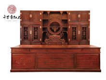 千百年红木家具有限公司:传世酸枝