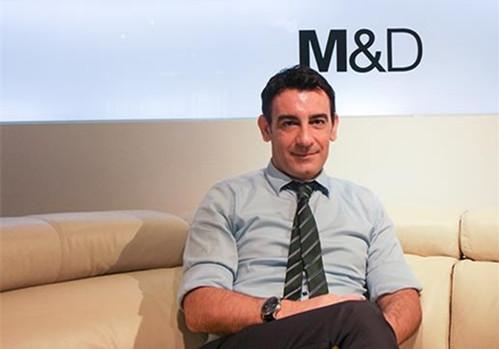 专访:欧洲家具龙头企业M&D Milano&Design