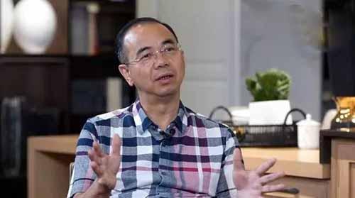 欧派家居董事长姚良松:对时代的颠覆与创新